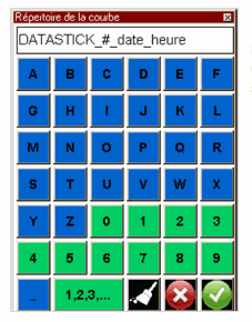 DATASTICK II - Personalized your records