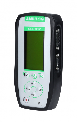 Graphical Force Gauge Centor Easy