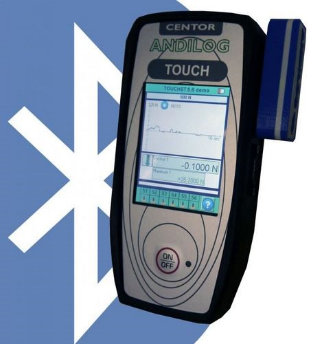 Bluetooth module for centor touch gauge