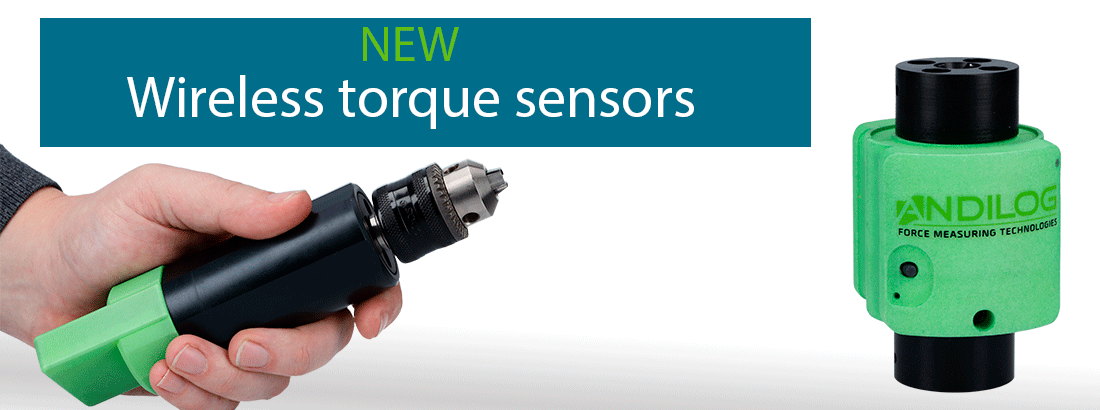Wireless torque sensnor