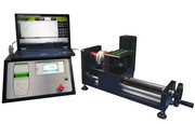 DriveTwist automated torsion test bench angle