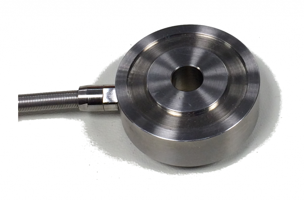 Trough Hole Compression Force Load Cell